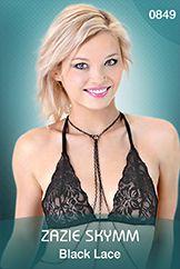 Zazie Skymm / Black Lace