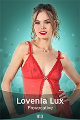 Lovenia Lux / Provocative