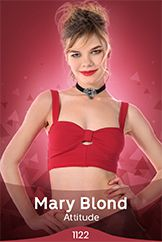 Mary Blond / Attitude