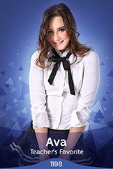 Ava / Teacher's Favourite