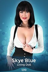 Skye Blue / Living Doll
