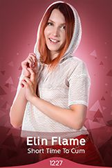 Elin Flame / Short Time To Cum