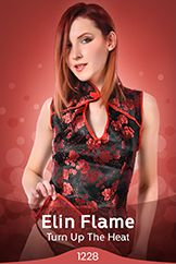 Elin Flame / Turn Up The Heat