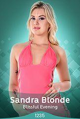 Sandra Blonde / Blissful Evening
