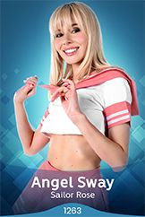 Angel Sway / Sailor Rose
