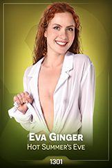 Eva Ginger / Hot Summer's Eve