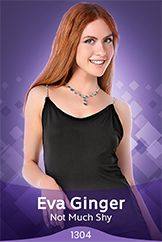 Eva Ginger / Not Much Shy