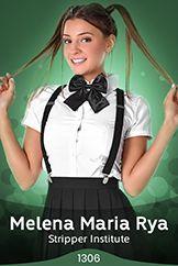 Melena Maria Rya / Stripper Institute