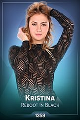 Kristina / Reboot In Black