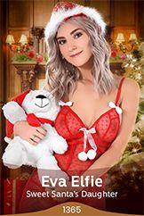 Eva Elfie / Sweet Santa's Daughter