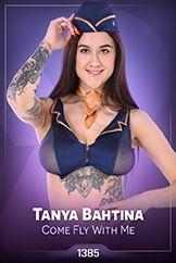 Tanya Bahtina / Come Fly With Me