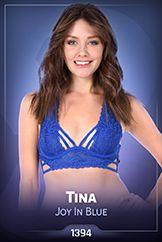 Tina / Joy In Blue