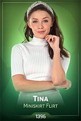Tina / Miniskirt Flirt