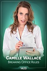 Camille Wallace / Breaking Office Rules