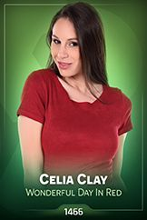 Celia Clay / Wonderful Day In Red