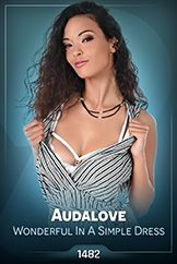 Audalove / Wonderful In A Simple Dress