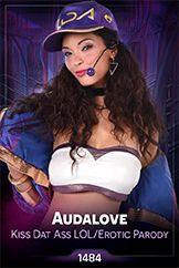 Audalove / Kiss Dat Ass LOL