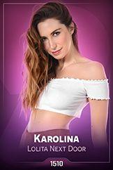 Karolina / Lolita Next Door