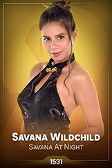 Savana Wildchild / Savana At Night