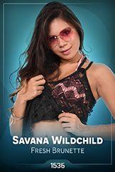 Savana Wildchild / Fresh Brunette