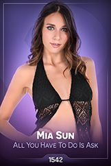 Mia Sun / All You Have To Do Is Ask