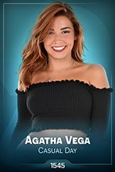 Agatha Vega / Casual Day