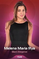 Melena Maria Rya / Black Elegance