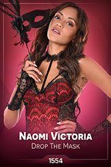 Naomi Victoria / Drop The Mask