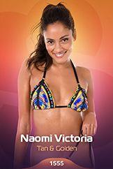 Naomi Victoria / Tan & Golden