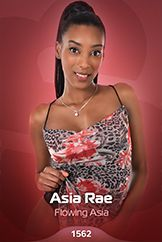 Asia Rae / Flowing Asia