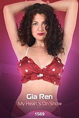 Gia Ren / My Heart's On Show