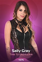 Sally Gray / Time To Undress Me