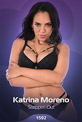 Katrina Moreno / Steppin' Out