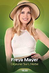 Freya Mayer / Déjeuner Sur L'Herbe
