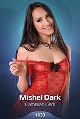 Mishel Dark / Carnelian Gem