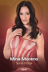 Mina Moreno / Sucre d'Orge