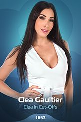 Clea Gaultier / Clea In Cut-Offs