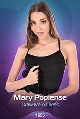 Mary Popiense / Draw Me A Dress