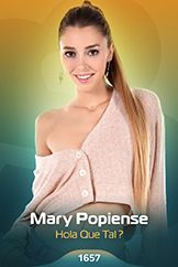 Mary Popiense / Hola Que Tal ?