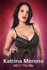 Katrina Moreno / Try Me