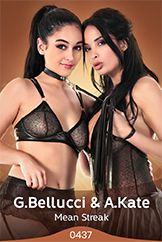 Anissa Kate & Ginebra Bellucci / Mean Streak