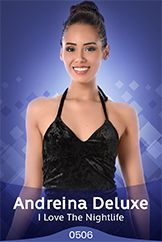 Andreina Deluxe / I Love The Nightlife