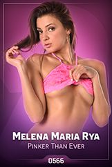 Melena Maria Rya / Pinker Than Ever