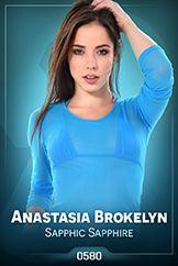 Anastasia Brokelyn / Sapphic Sapphire