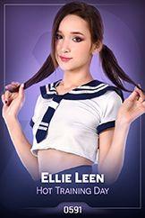 Ellie Leen / Hot Training Day