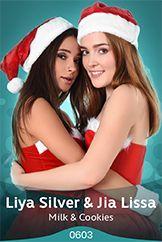 Liya Silver & Jia Lissa / Milk & Cookies