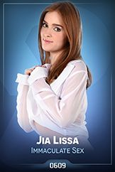 Jia Lissa / Immaculate Sex