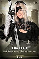 Eva Elfie / NieR Dildomata