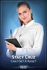 Stacy Cruz / Can I Get A Raise ?