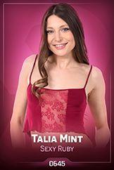 Talia Mint / Sexy Ruby